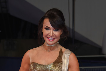 Lizzie Cundy National Television Awards - Red Carpet Arrivals