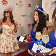 Lizzie Rovsek The GREY GOOSE Lounge at the 142nd Running of the Kentucky Derby