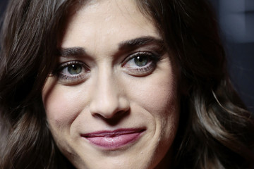 Lizzy Caplan Arrivals at the Showtime Emmy Eve Soiree