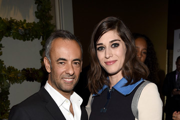 Lizzy Caplan ELLE's 21st Annual Women in Hollywood Celebration Cocktail Hour