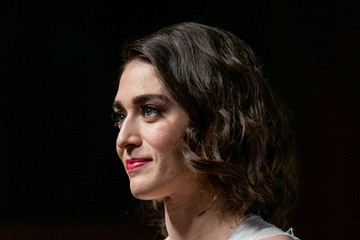 Lizzy Caplan MPTF's 8th Annual Reel Stories, Real Lives Event
