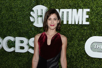 Lizzy Caplan CBS, CW, Showtime Summer TCA Party - Arrivals