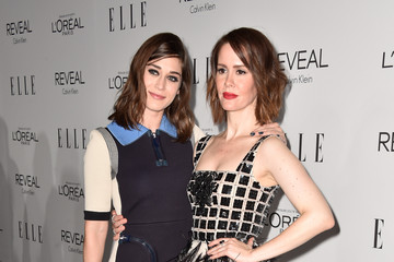 Lizzy Caplan ELLE's 21st Annual Women in Hollywood
