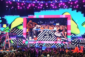 Lizzy Greene Nickelodeon's 2018 Kids' Choice Awards - Show