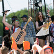 "Lizzy Hale Big & Rich Tape ""ESPN GameDay"" Opening - Day 2"