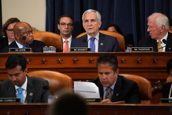 House Ways and Means Committee Begins Markup of Tax Reform Bill