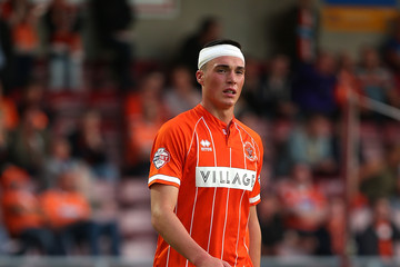 Lloyd Jones Northampton Town v Blackpool - Capital One Cup First Round