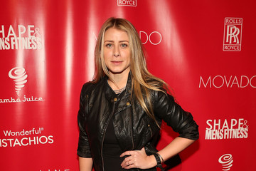 Lo Bosworth 2014 Shape & Men's Fitness Super Bowl Party