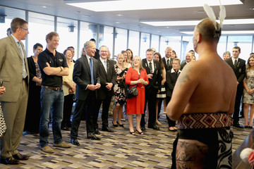 Lockwood Smith Prince Harry Meets The New Zealand Invictus Games Team