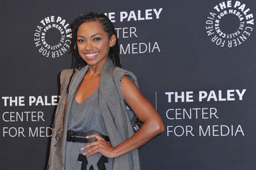 Logan Browning The Paley Center For Media Presents: An Evening With 'Dear White People' - Arrivals