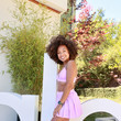 Logan Browning Alo House - Day 3