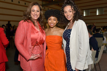 Logan Browning The National Women's History Museum's 8th Annual Women Making History Awards