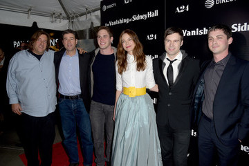 Logan Lerman Premiere of A24 And DirecTV's 'The Vanishing Of Sidney Hall' - Red Carpet