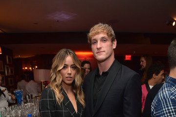 Logan Paul Entertainment Weekly And L'Oreal Paris Hosts The 2018 Pre-Emmy Party - Inside