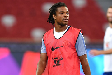 Loic Remy ICC Singapore Chelsea FC Training Session