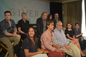Lois Lowry 'The Giver' Press Conference