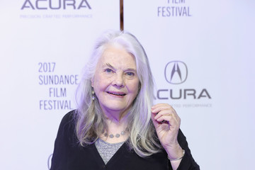 Lois Smith 'Marjorie Prime' Party At The Acura Studio At Sundance Film Festival 2017 - 2017 Park City