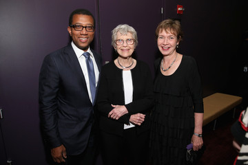Lois Whitman Inside the Center for Reproductive Rights Gala