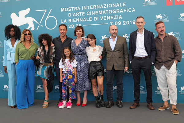 'Nevia' Photocall - The 76th Venice Film Festival