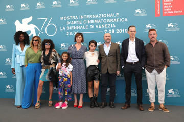 Lola Bello Durojaiye 'Nevia' Photocall - The 76th Venice Film Festival