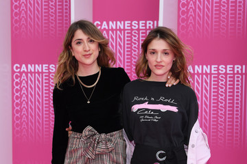 Lola Bessis 'The Truth About The Harry Quebert Affair' Pink Carpet Arrivals - The 1st Cannes International Series Festival