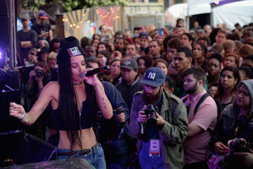 Lolawolf AXE White Label Collective At SXSW