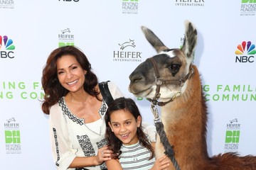 Lolita Davidovich Beyond Hunger: West Meets East Brought to You by NBC Universal and Heifer International