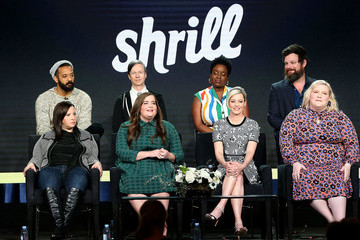 Lolly Adefope 2019 Winter TCA Tour - Day 14