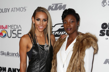 """Lolo Jones """"On Any Sunday, The Next Chapter"""" Premiere At Dolby Theatre"""