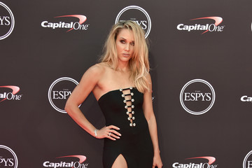 Lolo Jones The 2018 ESPYS - Arrivals