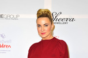 Meg Matthews attends the London Global Gift Gala at ME Hotel on November 19, 2013 in London, England.