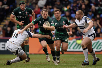 John Rudd London Irish v Sale Sharks - Guinness Premiership