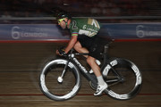 Mark Cavendish of Great Britain in action on day six of the London Six Day Race at the Lee Valley Velopark Velodrome on October 24, 2017 in London, England.