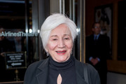 """Olympia Dukakis attends the """"Long Day's Journey Into Night"""" Broadway opening night at American Airlines Theatre on April 27, 2016 in New York City."""