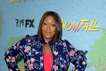 Loni Love Premiere Of FX's 'Snowfall' Season 2 - Red Carpet
