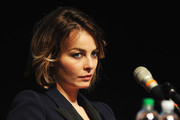 Actress Violante Placido attend 'The Lookout' Press Conference during the 7th Rome Film Festival at the Auditorium Parco Della Musica on November 12, 2012 in Rome, Italy