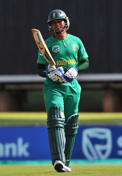 South Africa v England - Twenty20 International