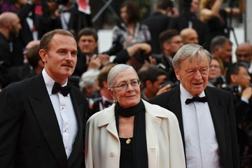 Lord Alf Dubs 'Loveless (Nelyubov)' Red Carpet Arrivals - The 70th Annual Cannes Film Festival