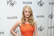 4c3f796ff0c ... Actress Leven Rambin attends the Lord   Taylor Suddenly Summer Jam with  Maxim Magazine and Dellin ...