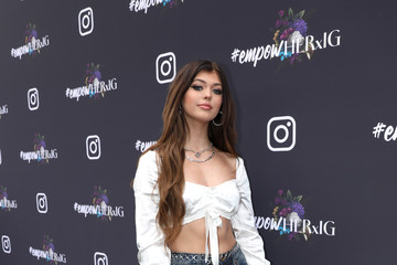 Loren Gray Instagram + Facebook Women In Music Luncheon