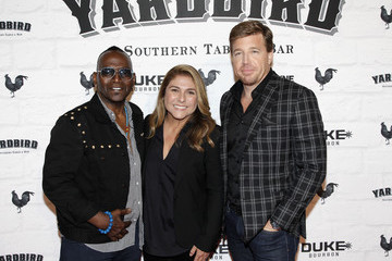 Lorena Garcia Yardbird Southern Table & Bar Los Angeles Grand Opening