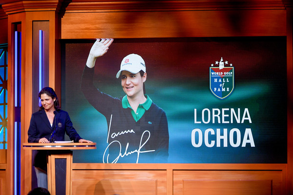 2017 World Golf Hall of Fame Induction Ceremony