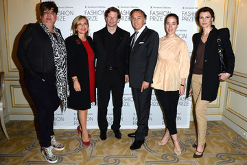 Lorenz Baumer Launch of the 2013 Dorchester Collection Fashion Prize