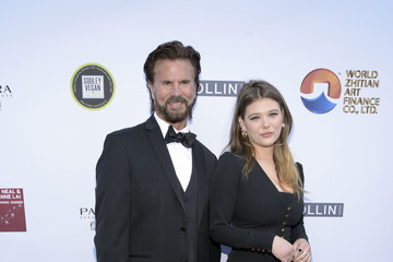 Lorenzo Lamas 4th Annual Roger Neal Oscar Viewing Dinner Icon Awards And After Party