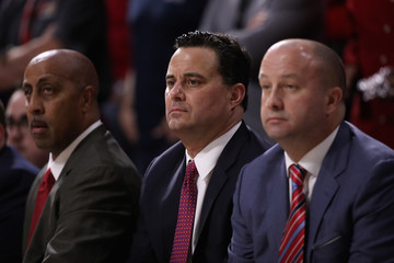 Lorenzo Romar California vs. Arizona