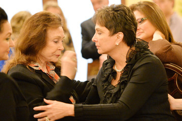 Loretta Lynn George Jones Private Visitation in Nashville