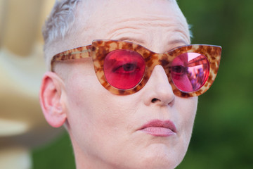 Lori Petty 'Point Break' Outdoor Screening in Hollywood