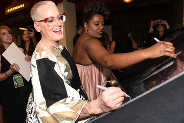 Lori Petty The 23rd Annual Screen Actors Guild Awards - Media Complex