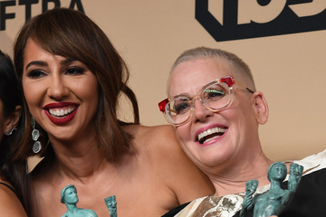 Lori Petty 23rd Annual Screen Actors Guild Awards - Press Room