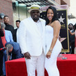 Lorna Wells Cedric The Entertainer Honored With Star On The Hollywood Walk Of Fame